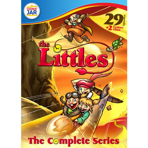 9781421382043: The Littles: The Complete Unedited Series with Both Made for Tv Movies : Here Come the Littles & Liberty and the Littles - 832 Minutes