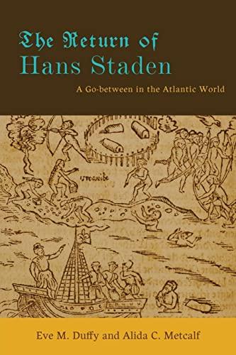9781421403465: Return Of Hans Staden