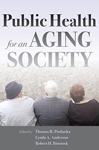 9781421404356: Public Health for an Aging Society