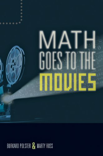 9781421404837: Math Goes to the Movies