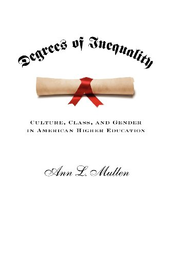 9781421405742: Degrees of Inequality: Culture, Class, and Gender in American Higher Education