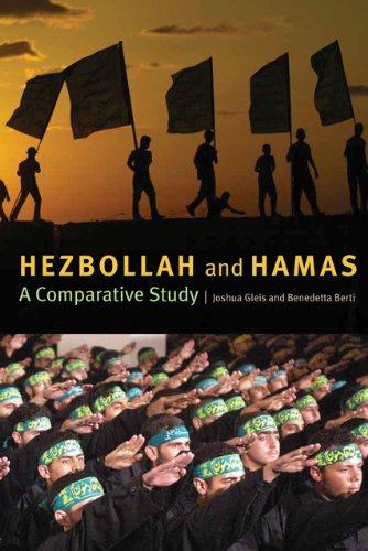 9781421406145: Hezbollah and Hamas: A Comparative Study