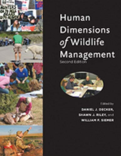 9781421406541: Human Dimensions of Wildlife Management
