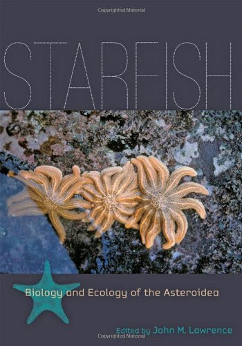9781421407876: Starfish: Biology and Ecology of the Asteroidea