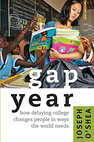 9781421410364: Gap Year - How Delaying College Changes People in Ways the World Needs