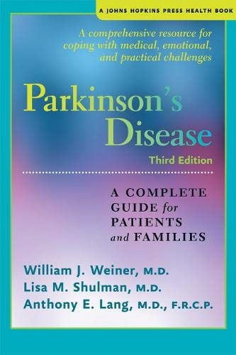 9781421410753: Parkinson's Disease: A Complete Guide for Patients and Families (A Johns Hopkins Press Health Book)