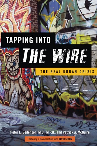9781421411903: Tapping into The Wire: The Real Urban Crisis