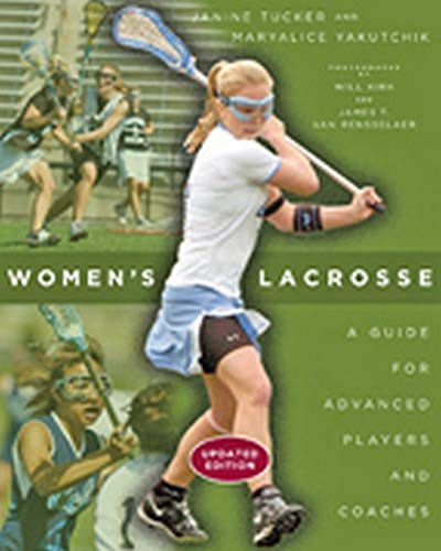 Women's Lacrosse (Paperback): Janine Tucker
