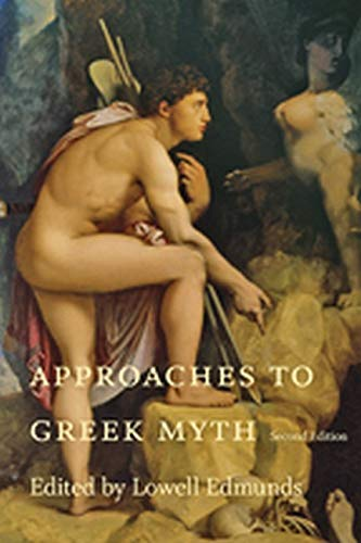 9781421414195: Approaches to Greek Myth