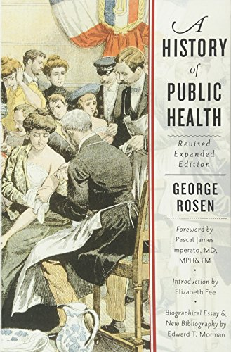 9781421416014: A History of Public Health