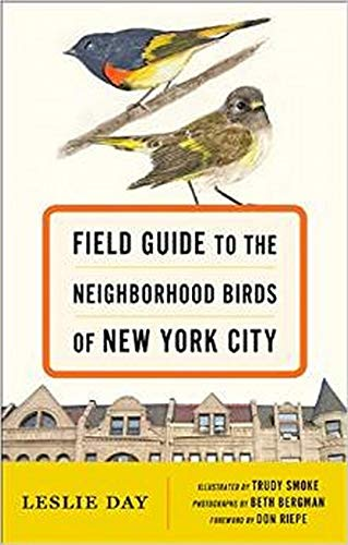 9781421416182: Field Guide to the Neighborhood Birds of New York City