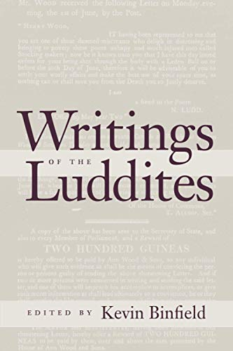 9781421416960: Writings of the Luddites