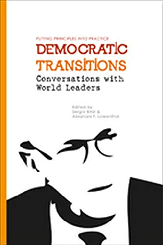 Democratic Transitions: Conversations with World Leaders (Paperback)