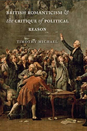 9781421418032: British Romanticism and the Critique of Political Reason