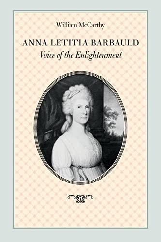 Anna Letitia Barbauld: McCarthy, William