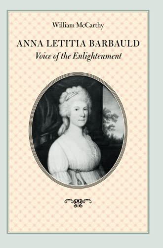 9781421418230: Anna Letitia Barbauld: Voice of the Enlightenment