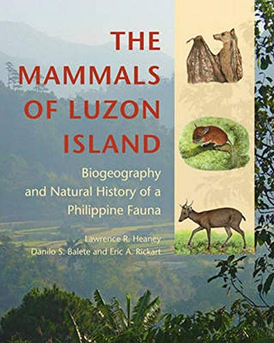 9781421418377: The Mammals of Luzon Island: Biogeography and Natural History of a Philippine Fauna