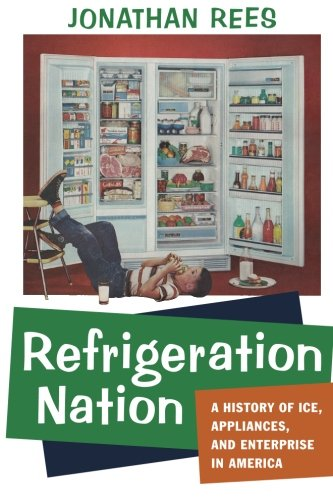 Refrigeration Nation A History of Ice, Appliances, and Enterprise in America 9781421419862 Only when the power goes off and food spoils do we truly appreciate how much we rely on refrigerators and freezers. In Refrigeration Nation, Jonathan Rees explores the innovative methods and gadgets that Americans have invented to keep perishable food cold―from cutting river and lake ice and shipping it to consumers for use in their iceboxes to the development of electrically powered equipment that ushered in a new age of convenience and health. As much a history of successful business practices as a history of technology, this book illustrates how refrigeration has changed the everyday lives of Americans and why it remains so important today. Beginning with the natural ice industry in 1806, Rees considers a variety of factors that drove the industry, including the point and product of consumption, issues of transportation, and technological advances. Rees also shows that how we obtain and preserve perishable food is related to our changing relationship with the natural world.
