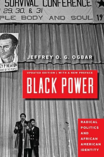 9781421429762: Black Power: Radical Politics and African American Identity