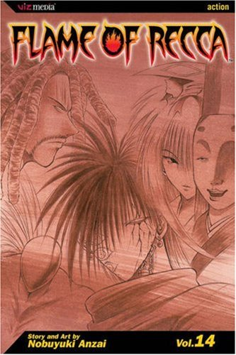 Flame of Recca, Vol. 14 (v. 14)
