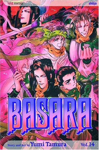 9781421500171: Basara, Volume 14 (Basara (Graphic Novels))