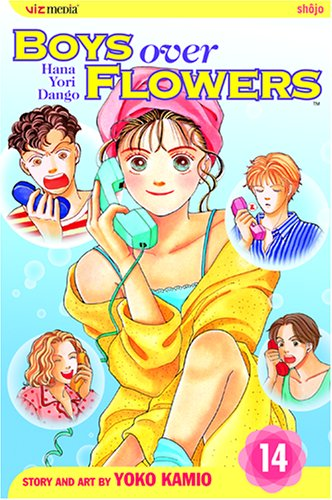 9781421500188: Boys Over Flowers, Vol. 14