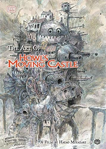 9781421500492: The Art Of Howl's Moving Castle