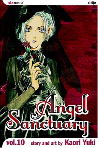 Angel Sanctuary, Vol. 10 (v. 10)