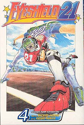 9781421500744: Eyeshield 21, Vol. 4