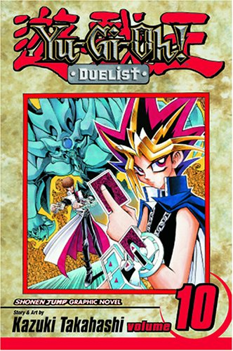 9781421500782: Yu-Gi-Oh! Duelist, Vol. 10
