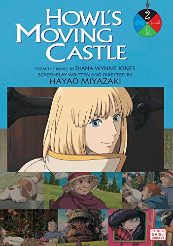 9781421500928: HOWLS MOVING CASTLE FILM COMIC GN VOL 02: v. 2
