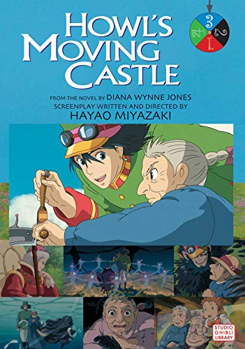 9781421500935: Howl's Moving Castle Film Comic, Vol. 3 (v. 3)