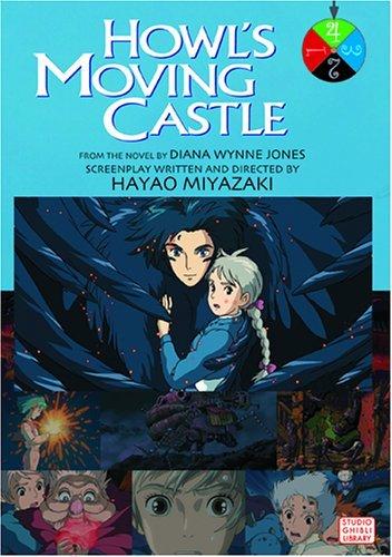 9781421500942: Howl's Moving Castle Film Comic, Vol. 4 (v. 4)