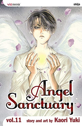 9781421501260: Angel Sanctuary, Vol. 11: Of Mushrooms and Boys
