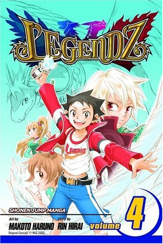 Legendz, Vol. 4: Hirai, Rin