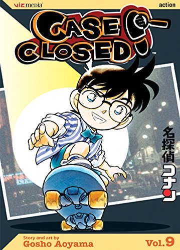 Case Closed, Vol. 9 (v. 9)