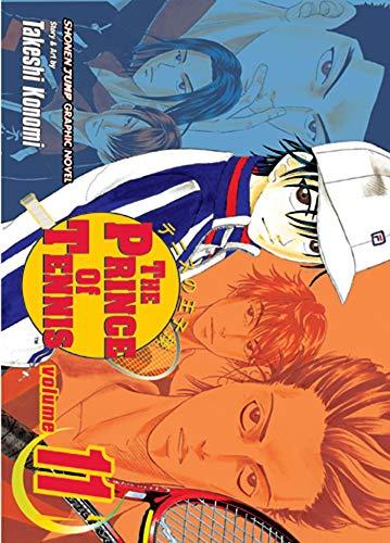 The Prince of Tennis 11: Konomi, Takeshi; Jones, Gerard