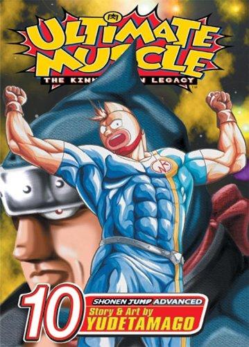 9781421502236: Ultimate Muscle, Volume 10 (Ultimate Muscle: The Kinnikuman Legacy)