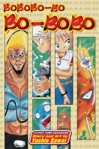 9781421502359: Bobobo-Bo Bo-Bobo