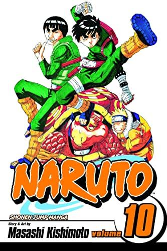 9781421502403: Naruto Volume 10