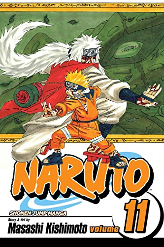 Naruto, Vol. 11: Impassioned Efforts