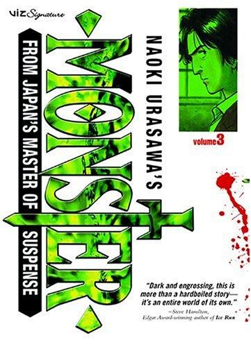 9781421502557: Naoki Urasawa's Monster, Vol. 3