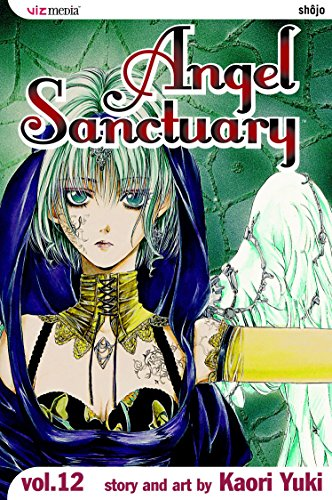 9781421502595: Angel Sanctuary, Vol. 12