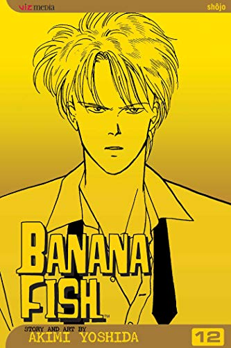 9781421502601: Banana Fish, Vol. 12 (Volume 12)
