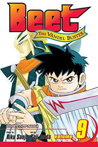 Beet the Vandel Buster, Vol. 9: Sanjo, Riku