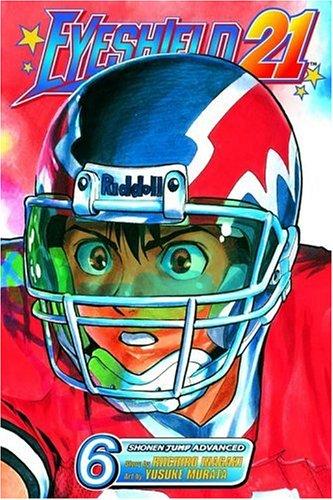 Eyeshield 21, Vol. 6: Riichiro Inagaki
