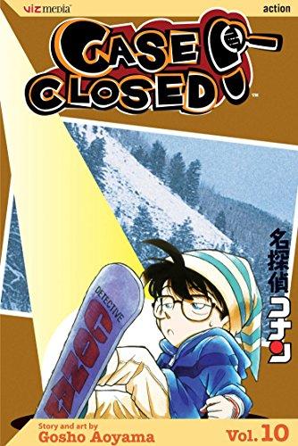 9781421503165: Case Closed, Vol. 10