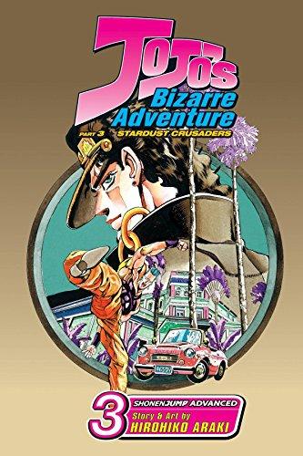 Jojo's Bizarre Adventure, Volume 3: Araki, Hirohiko
