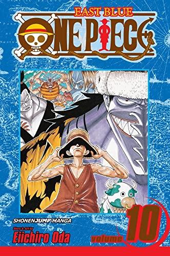 9781421504063: One Piece Volume 10: v. 10