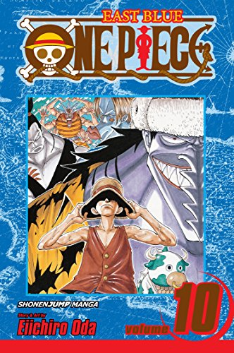 9781421504063: One Piece Volume 10